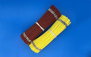 3122高温编织硅胶连接电子线